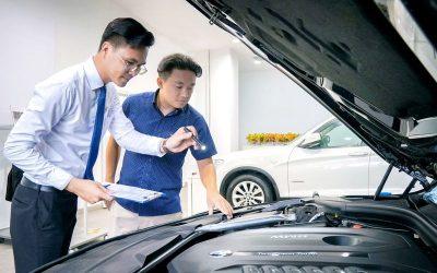 """THACO  """"Hỗ trợ trên đường Roadside Assistance"""" cho xe BMW, MINI"""